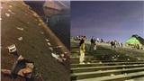 Đà Lạt ngập ngụa đủ loại rác thải sau đêm Festival hoa: Bảo ý thức kém lại tự ái?
