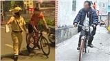 Lái ô tô say rượu đã đành, đi xe đạp mà say cũng mất hơn nửa triệu