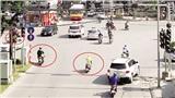 Từ 1/1/2020, người lái xe máy vượt đèn vàng bị phạt tới 1 triệu đồng