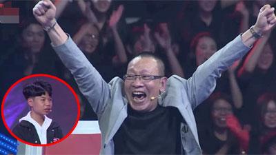 Siêu trí tuệ Việt Nam: Cậu bé 14 tuổi đánh bại kỷ lục gia người Nhật, cả hội trường 'bùng nổ'