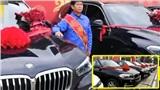 Sếp người ta: Thưởng Tết cho mỗi nhân viên một chiếc BMW kèm tiền mặt