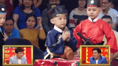 5 chú tiểu Bồng Lai khiến giám khảo cười gần 30 lần, giành 150 triệu vẫn diễn 'quên trời đất'