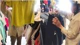Xúc động hình ảnh người đàn ông lam lũ vào cửa hàng sale mua quần áo Tết cho vợ con: 'Tui ăn mặc thấy ghê, sợ khách cô đi mất'