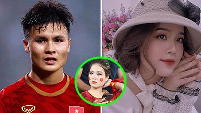 Vừa về nước sau trận thua cay đắng trước U23 Triều Tiên, Quang Hải và bạn gái dính tin đồn chia tay?