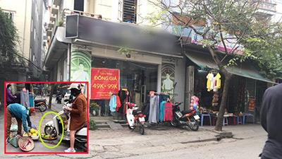 Nhân chứng vụ người phụ nữ bị cán nát rổ hoa quả: Cô bán được 2-3 năm, không chắn lối đi của cửa hàng