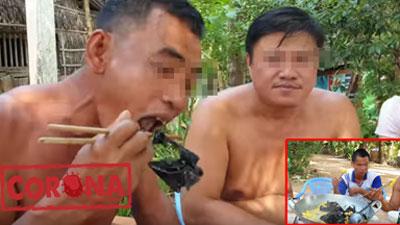Giữa đại dịch virus Corona toàn cầu, nhóm thanh niên đăng clip 'liều mạng' ăn súp dơi câu like gây phẫn nộ