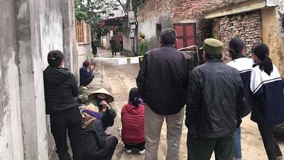 Đã bắt được nghịch tử chém mẹ tử vong, bố trọng thương ở Hà Nội