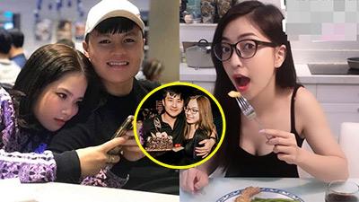 Đang lục đục với tình mới, Nhật Lê công khai 'thả tim' hình ảnh của Quang Hải đúng ngày Valentine: Muốn quay lại hay gì?