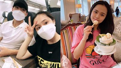 Fan hâm mộ thắc mắc sao mãi không đi tuần trăng mật, Quỳnh Anh thay Duy Mạnh tiết lộ lý do khá buồn
