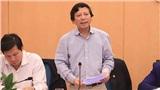 Hà Nội họp 'nóng', PGĐ Sở Y tế đề xuất cách ly tập trung người Việt đi từ vùng dịch Covid-19 ở Hàn Quốc về