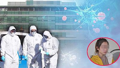 Cô gái nhiễm Covid-19 nhổ nước bọt vào mặt nhân viên y tế khi được đưa đến bệnh viện