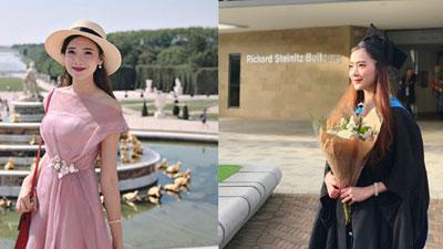 Hotgirl song sinh xứ Nghệ bất ngờ 'tái xuất': Tốt nghiệp thạc sĩ bằng giỏi, 2 lần lên báo nước ngoài nhờ khả năng ngoại ngữ đỉnh