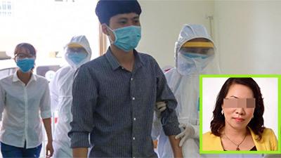 Tiếp xúc trực tiếp 30 phút với nữ doanh nhân Bình Thuận (BN34), thanh niên Sài Gòn dương tính với Covid-19