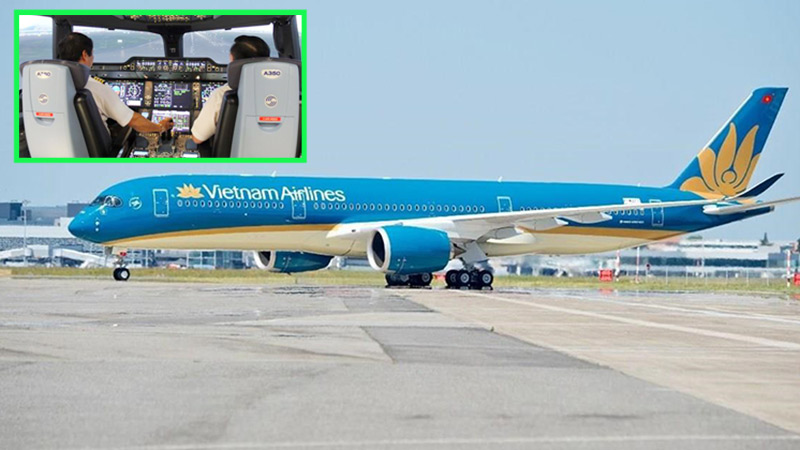 Vietnam Airlines lên tiếng vụ phi công của hãng vừa mắc Covid-19: Anh này nghỉ phép 1 tuần trước khi quay lại buồng lái