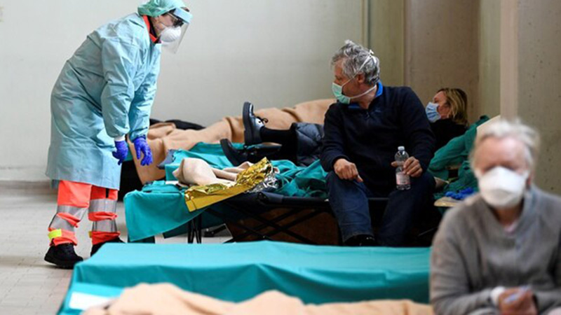 Hơn 4.000 người chết vì COVID-19 ở Italy, Tây Ban Nha và Đức có số ca nhiễm tăng vọt