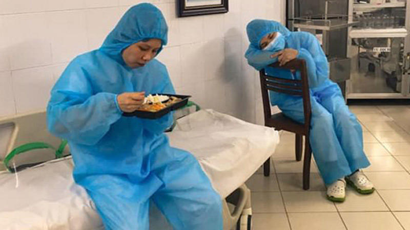 BV Bạch Mai chính thức lên tiếng vụ kêu gọi hỗ trợ cho nhân viên y tế và bệnh nhân cách ly vì Covid-19