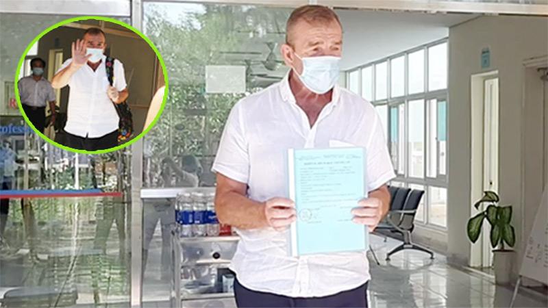 Bệnh nhân Covid-19 duy nhất ở Quảng Nam đã được chữa khỏi và xuất viện, nâng số người khỏi bệnh lên 91