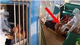 Không đeo khẩu trang còn nhổ nước bọt tung tóe khắp nơi, người phụ nữ nghi nhiễm Covid-19 khiến hành khách bỏ chạy tán loạn
