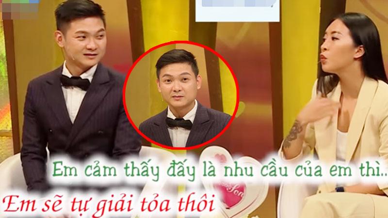 Phản ứng của chồng Hana Giang Anh khi bị vợ chê 'thiếu nhiệt tình trong chuyện ấy' ngay trên sóng truyền hình