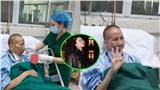 Lần đầu tiên công bố hình ảnh bác gái BN17 hồi phục tốt, vẫy tay chào tất cả mọi người