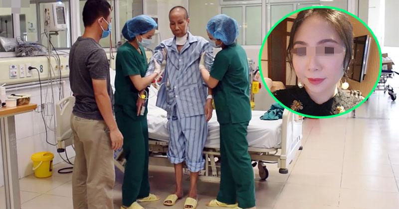 Qua cơn nguy kịch, bác gái BN17 tiết lộ: Cô cháu gái chưa hỏi thăm, 'tôi không trách cháu'