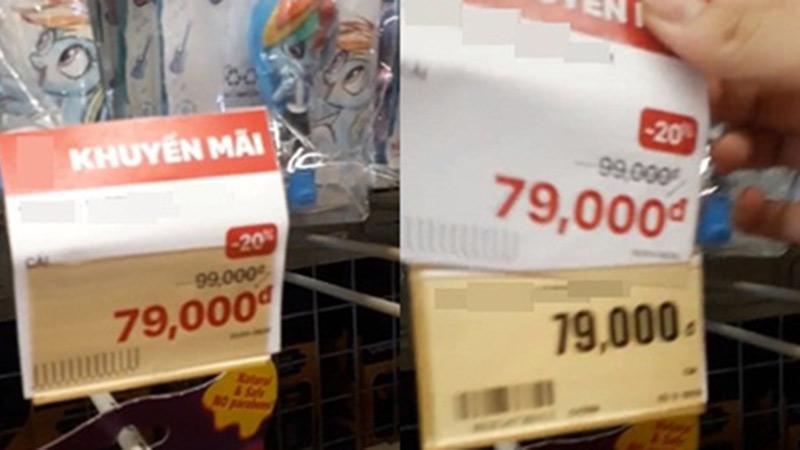 Phát hờn với màn bóc mẽ mánh giảm giá 'nâng lên hạ xuống' ở siêu thị, lâu nay chúng ta có bị lừa?