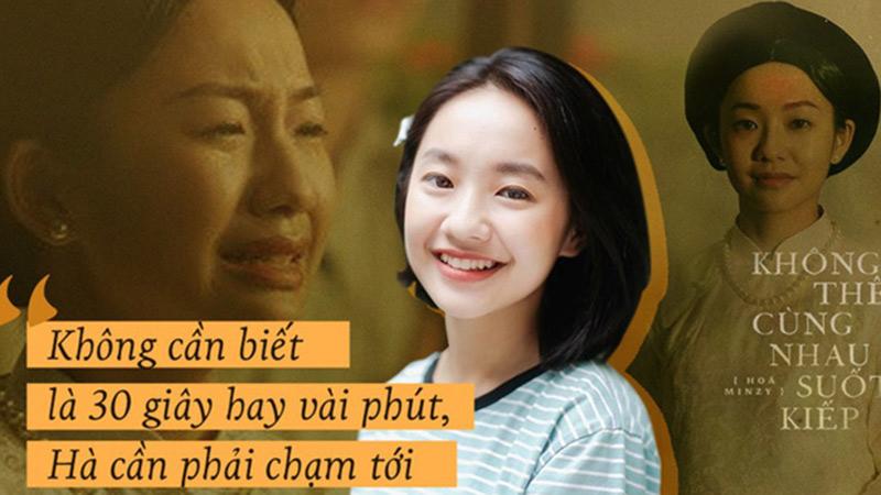 Cô gái đóng vai 'thứ phi' Mộng Điệp trong MV của Hoà Minzy: Hạn chế gặp và nói chuyện với mọi người trước khi ghi hình