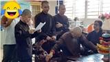 Chính thức tiết lộ sự thật đằng sau bức ảnh trụ trì 'Tịnh thất Bồng Lai' gục ngã trước mặt các học trò