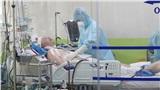 Phi công Anh suy hô hấp, tổn thương thận, nhiễm trùng phổi chưa khống chế