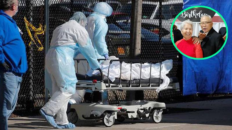 Gia đình 3 người gốc Việt chết vì Covid-19 tại Mỹ, người trước cách người sau chỉ 1 tiếng đồng hồ