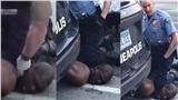 Ám ảnh khoảnh khắc cảnh sát Mỹ đè gãy cổ người da màu trên phố, mặc nạn nhân rên rỉ thảm thiết: 'Tôi không thở được'