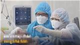 Phi công Anh rơi nước mắt khi bác sĩ hỏi thăm, phổi hồi phục 40%