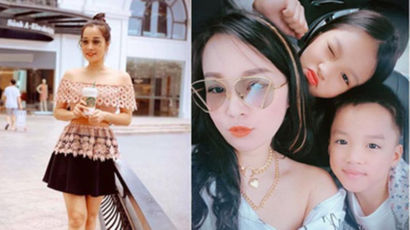 Cựu hot girl 'Nhật ký Vàng Anh' khoe vòng eo con kiến tuổi 34 khiến chị em ghen tị, ở cạnh con gái 10 tuổi trông như 2 chị em