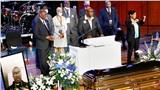 Lễ tang đặc biệt của người đàn ông da màu nhiễm Covid-19 bị cảnh sát Mỹ đè chết: Nhiều người đến viếng không đeo khẩu trang