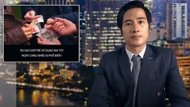 JVevermind bất ngờ ra video mới trên Youtube, chia sẻ 'nhạy cảm' về ma túy, cắt ghép sai sự thật về chuyên gia để làm minh họa gây bức xúc