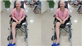 Ước mong có... chân giả và tự tin là cây xương rồng của bé gái bị ung thư