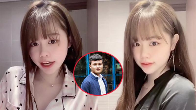 Bạn gái Quang Hải hát 'Tôi không quan tâm', khoe thần thái xinh đẹp và tự tin