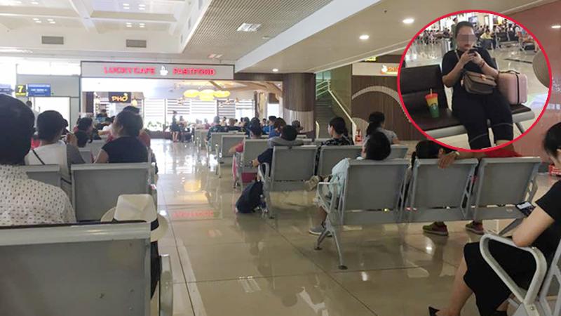 Xôn xao chuyện cô gái không chịu nhường ghế chờ ở sân bay, còn hỗn hào với người lớn: 'Không thích, ra chỗ khác mà ngồi'