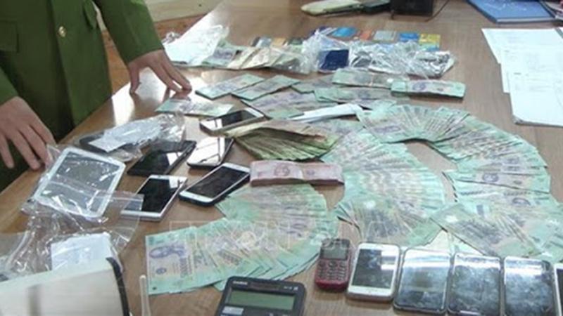 Triệt phá đường dây đánh bạc 20.000 tỷ đồng