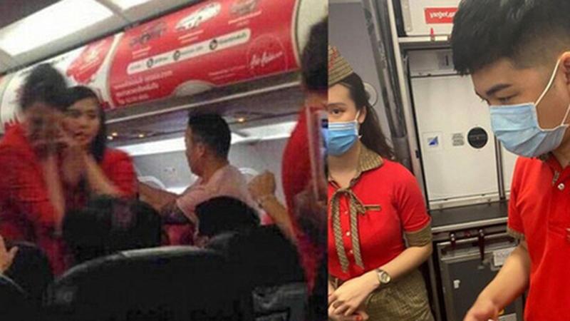 Vụ nữ hành khách 9X ném điện thoại vào tiếp viên trưởng: Chính thức cấm bay 12 tháng