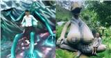 Tạo hình ghê rợn, phản cảm ở khu du lịch mới mở tại Đà Lạt khiến nhiều người bức xúc