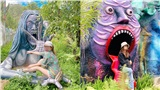 Chủ đầu tư khu du lịch Quỷ Núi lên tiếng: 'Những tấm hình phản cảm lan truyền trên mạng là ảnh thô trong quá trình thi công'