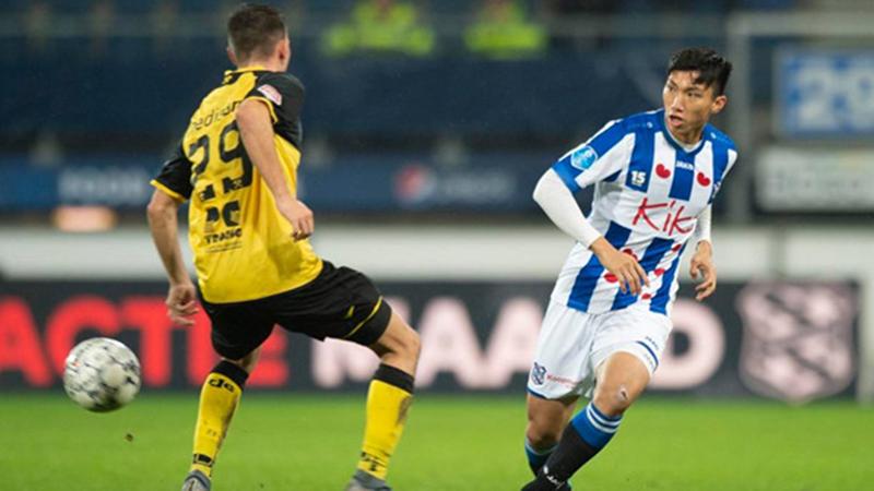 Góc tiết lộ: Mỗi phút thi đấu của Văn Hậu ở Heerenveen có giá 3 tỷ đồng