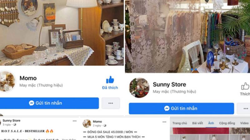 Hình thức lừa đảo khi mua hàng online: Lập shop trên Facebook, đăng ảnh đẹp, khách chuyển khoản mua hàng xong là shop 'mất hút'