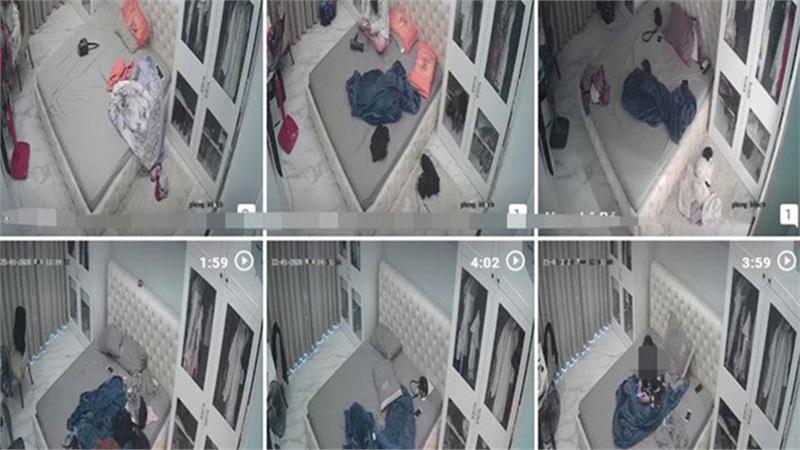 Thông tin mới nhất vụ người phụ nữ để trẻ em đụng chạm chỗ nhạy cảm: Công an tìm kẻ hack camera tung clip lên mạng