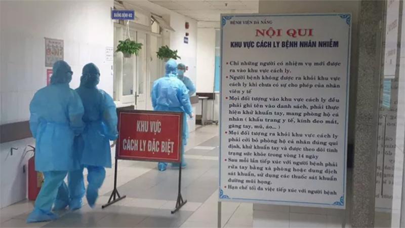 Chính thức: Bệnh nhân ở Đà Nẵng mắc COVID-19