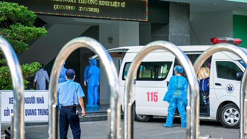 Dồn toàn lực truy vết tất cả người đến 3 'ổ dịch' Covid-19 lớn nhất tại Đà Nẵng