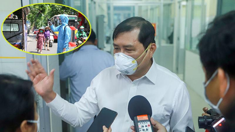 6 ca mắc Covid-19 chưa truy được vết, Chủ tịch Đà Nẵng: 'Nghi ngờ trong cộng đồng còn ổ dịch'