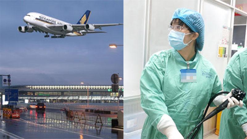 Nữ hành khách Hà Nội dương tính Covid-19 tại sân bay Nhật Bản là bác sĩ tai-mũi-họng