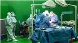 Thai phụ mắc Covid-19 ở Đà Nẵng mổ bắt con thành công: Em bé chào đời an toàn